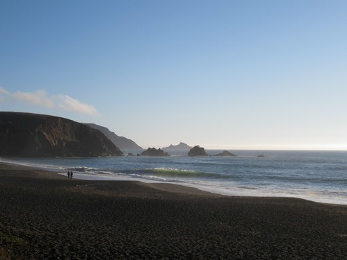 Mori Point September Afternoon