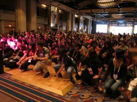 Dance, Grace Hopper Celebration of Women in Computing