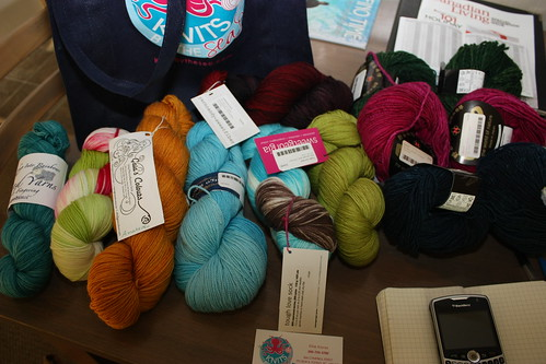 Knits by the Sea haul!