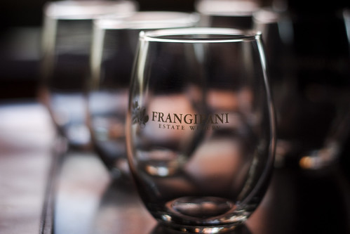 Wine Tasting at Frangipani Winery
