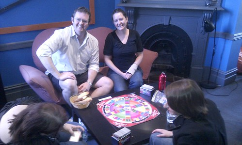 Trivial Pursuit boardgame @ Cafe Games