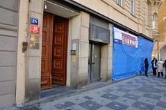 čp. 38/III, Malostranské náměstí 24, Praha, Malá Strana