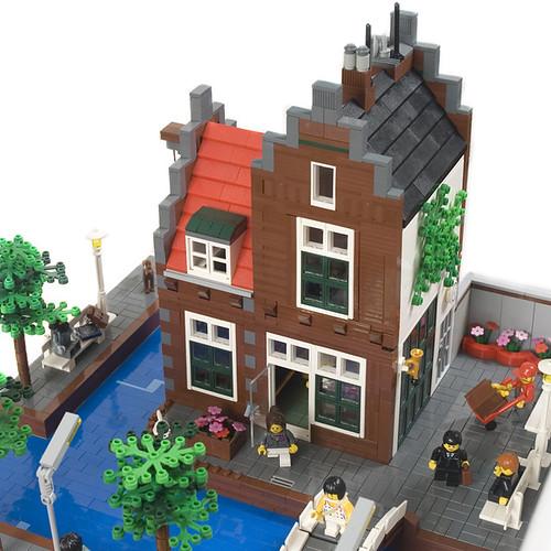Dutch Canal House
