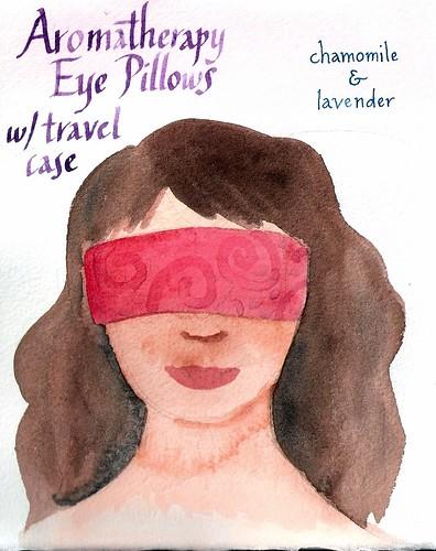 Eye Pillows sign