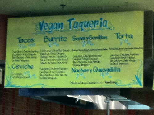 Whole Foods Vegan Taqueria