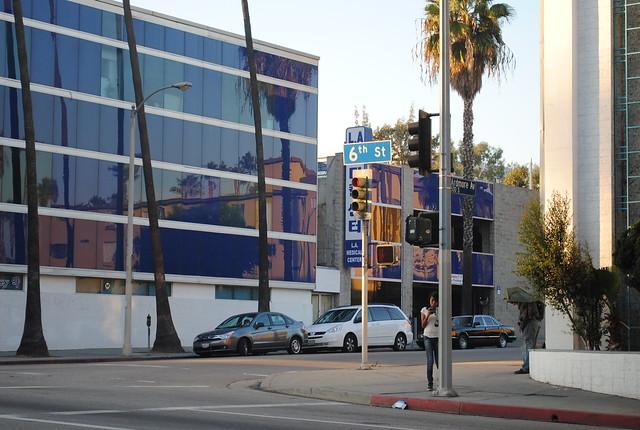 Blue Sixth Street