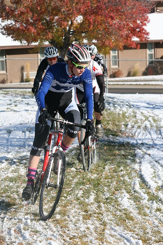 Levi @ District CX championships, Reno