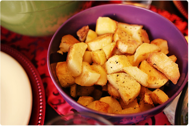 Sarah's Potatoes