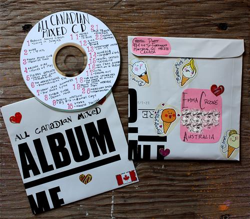 Mixed CD Swap