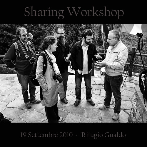 Sharing Workshop 2 by Alessandro Morandi