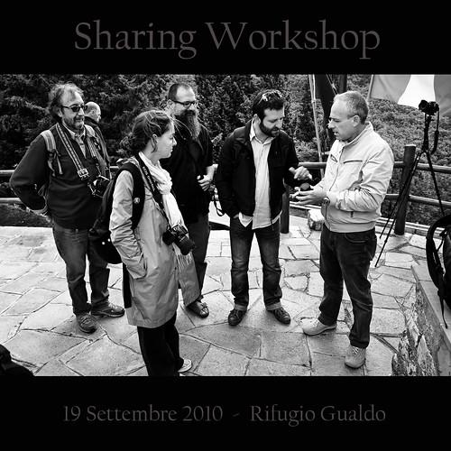 Sharing Workshop 2 by Alessandro Morandi