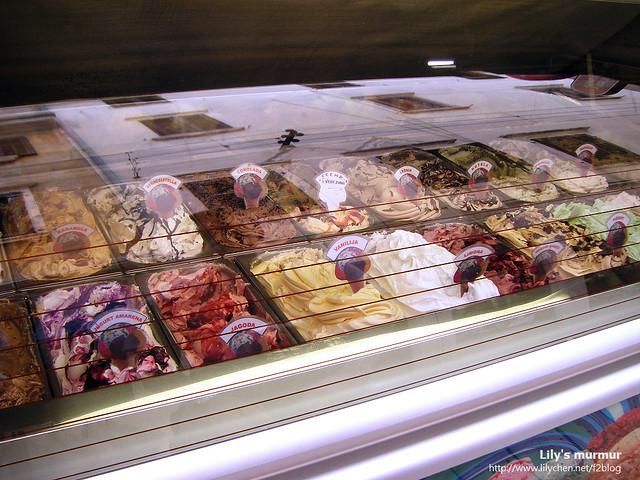超好吃的義大利式手工冰淇淋,好吃到要飛上天啦!美味真的很難形容,一定要自己吃一次才知道!