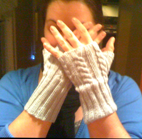 gloves by gigi