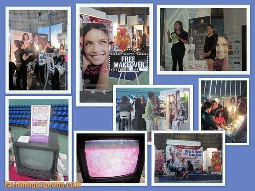 activities @ The Vanity Fair in SM Sky Dome