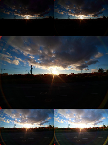 Samyang 14mm Glare: Raw Vision