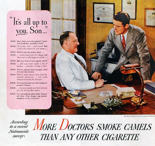 5086296167 082ef60177 50 Inspiring Examples of Vintage Ads