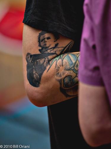 killer tattoo by Bill Oriani From Bill Oriani