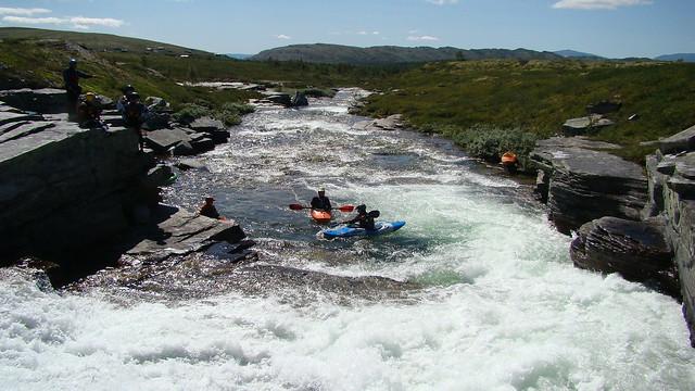 Gene17 Ula river trip