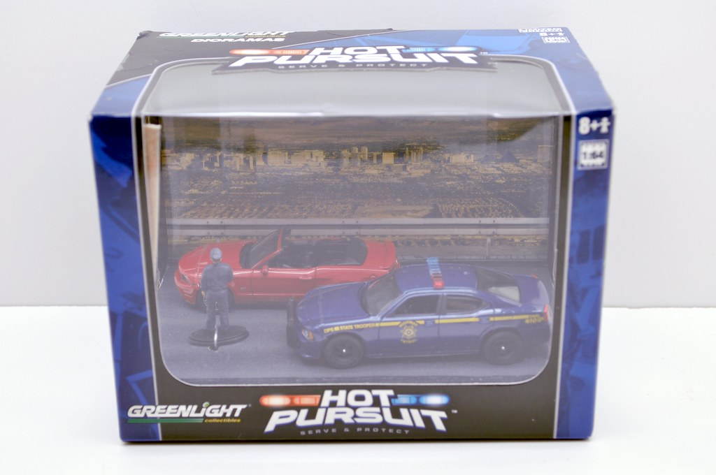 gl hot pursuit mustang charger
