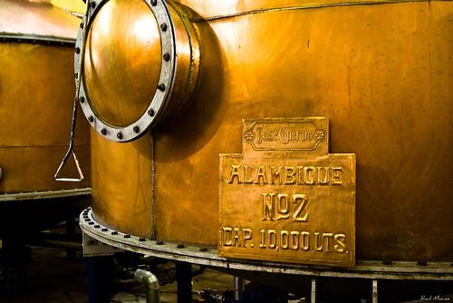 Alambique de Tequila