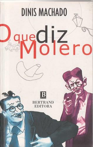 António Feio na capa do livro