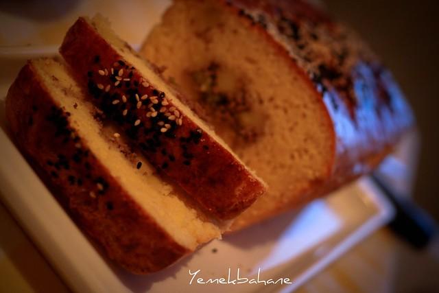 Kıymalı Patatesli Çörek