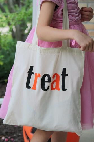 Trick or Treat with Fun Totes