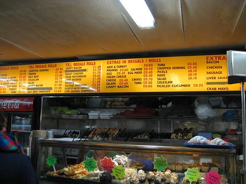 rest of menu