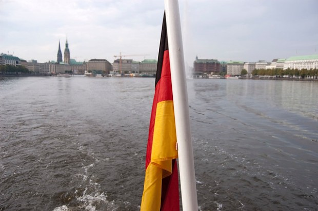 On the Alster