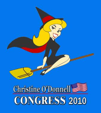 Christine O'Donnell Bewitches GOP