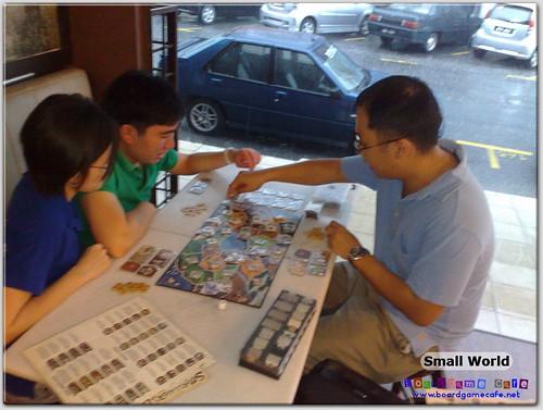 BGC Meetup - Small World