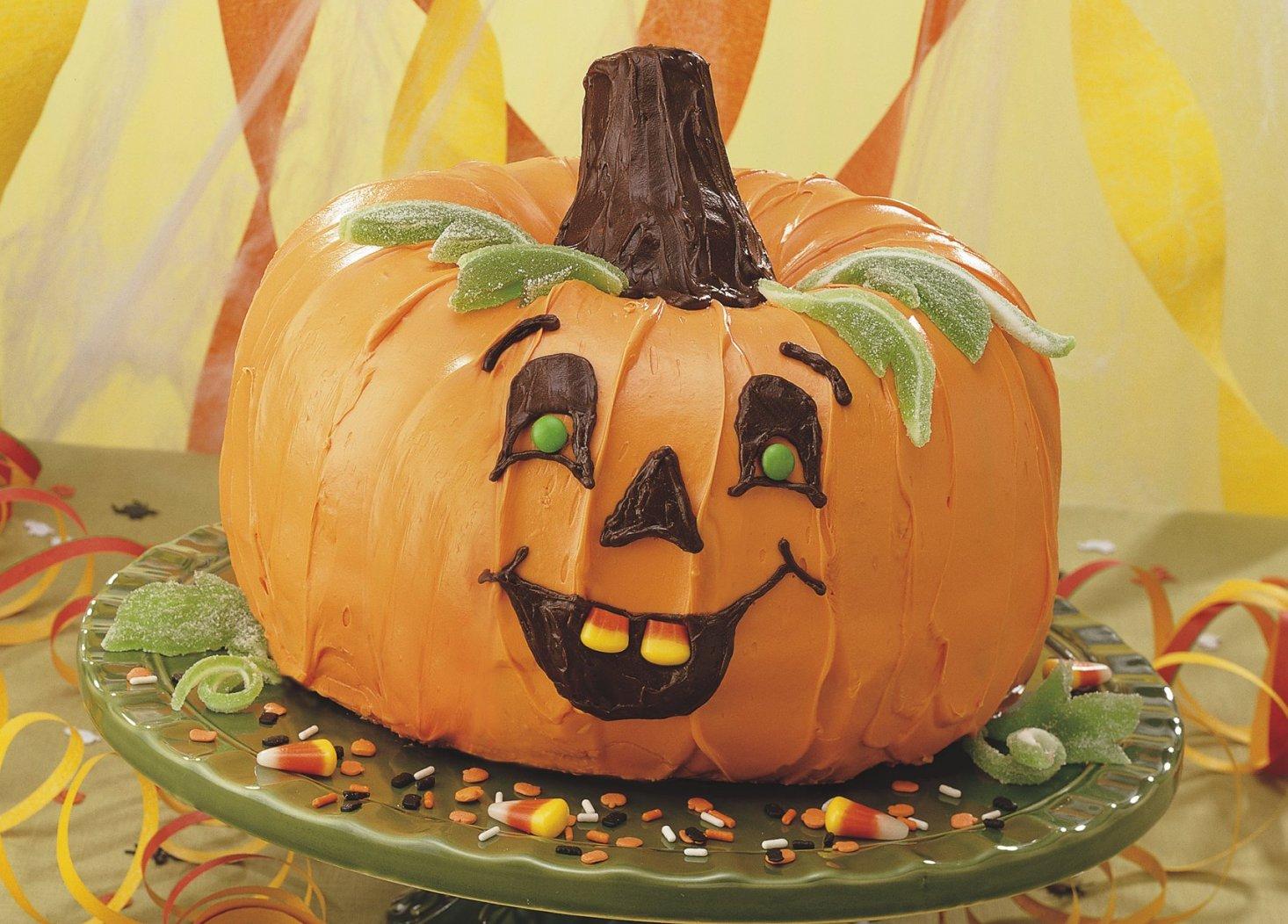 tort de halloween | morom3t3