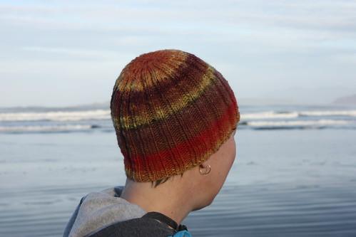 Chocolate Ribs hat