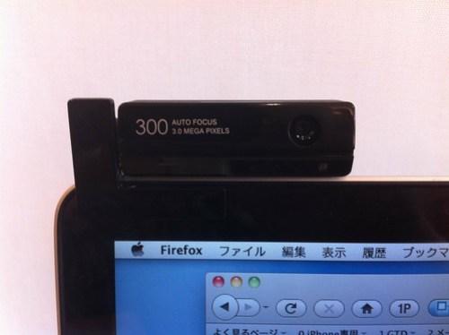 Mac対応HD画質Webカメラ