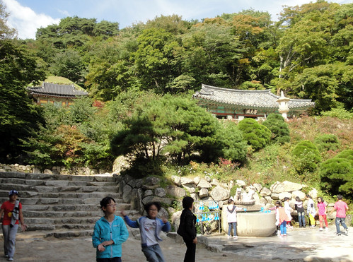 Temples at Seokguram Grotto