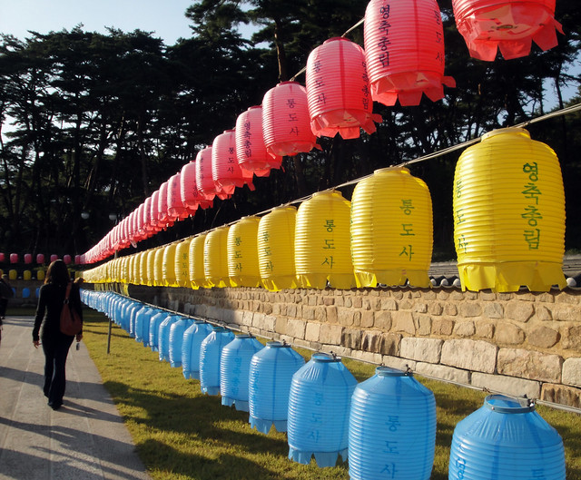 Paper Lanterns, Tongdosa