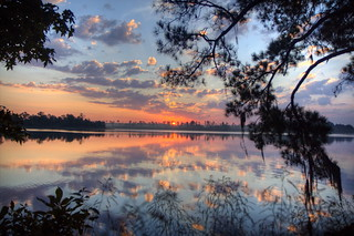 Sunrise 2 @ Indian Creek Recreation Area, Wood...