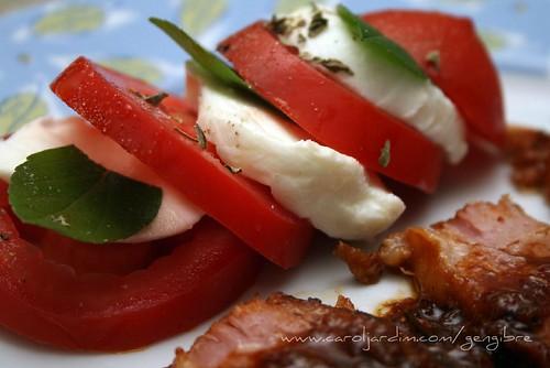 110. Salada Caprese