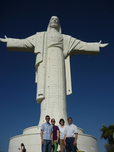Group Photo at the Cristo