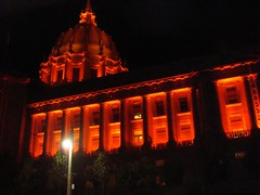 City of San Francisco shows its San Francisco ...