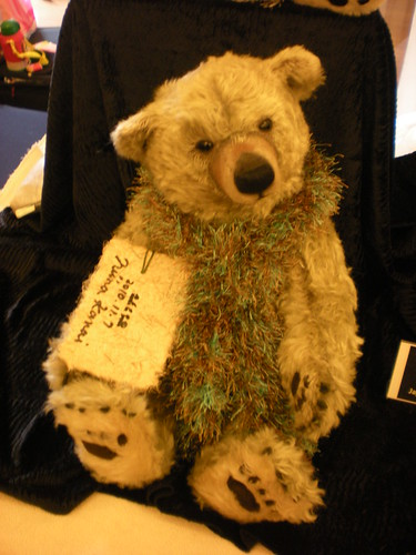 Singapore Teddy Bear Show 2010 (1)