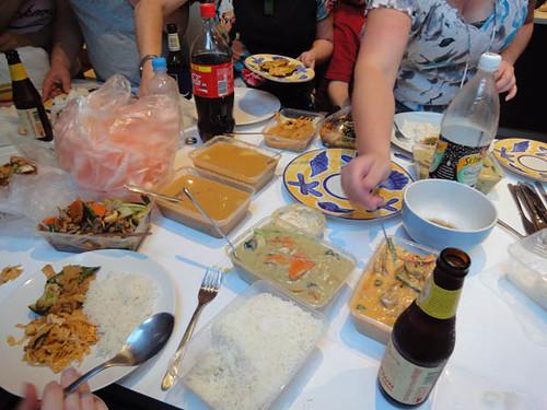 Thai La Ong takeaway