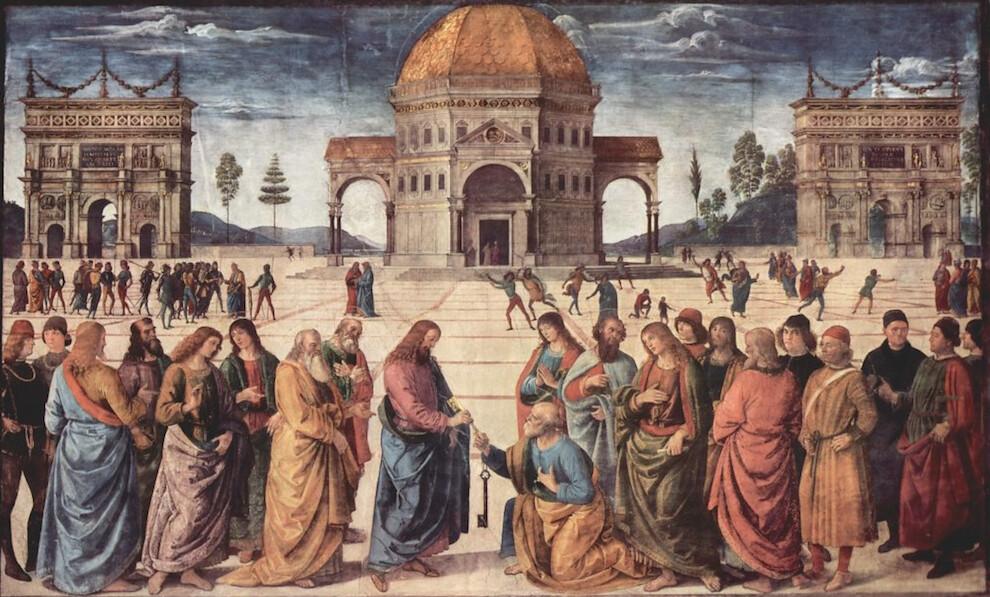 5196309242 65007c3655 b Sistine Chapel   Incredible Christian art walk through
