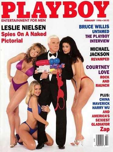 Leslie Nielsen Playboy