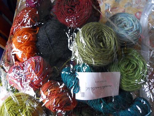 Yarn for hats