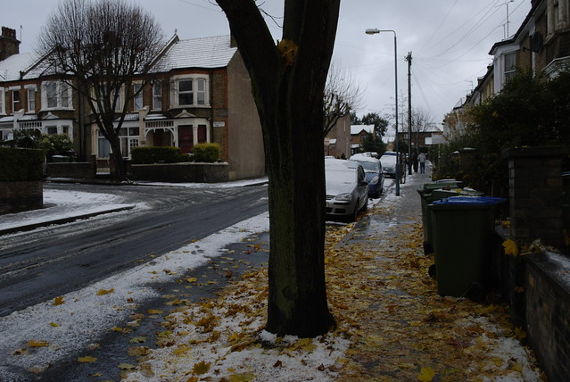 Delafield Road
