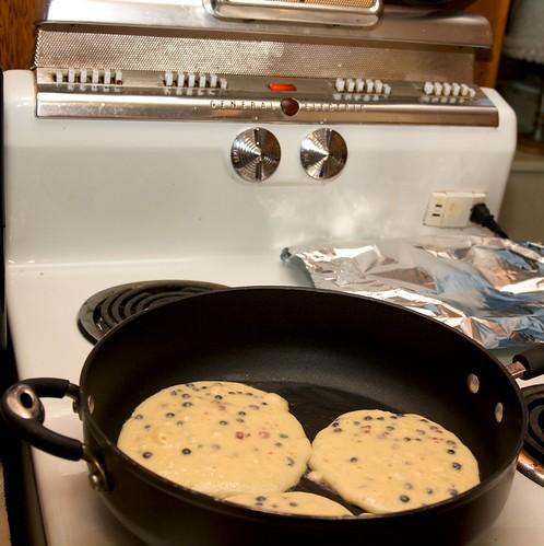 Wild Berry Pancakes