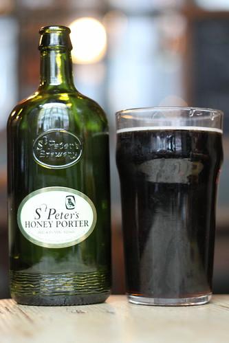 St Peter's Honey Porter