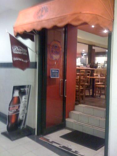 Terakaza cafe, pyrmont