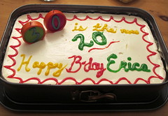 Erica's Whistler Birthday